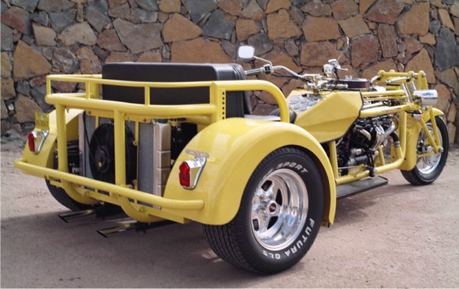 SuperTrike V8 Trike Photo Gallery