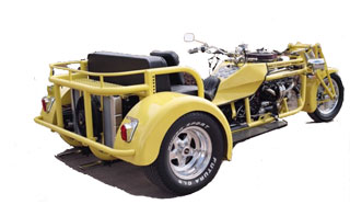 SuperTrike™ turnkey trike